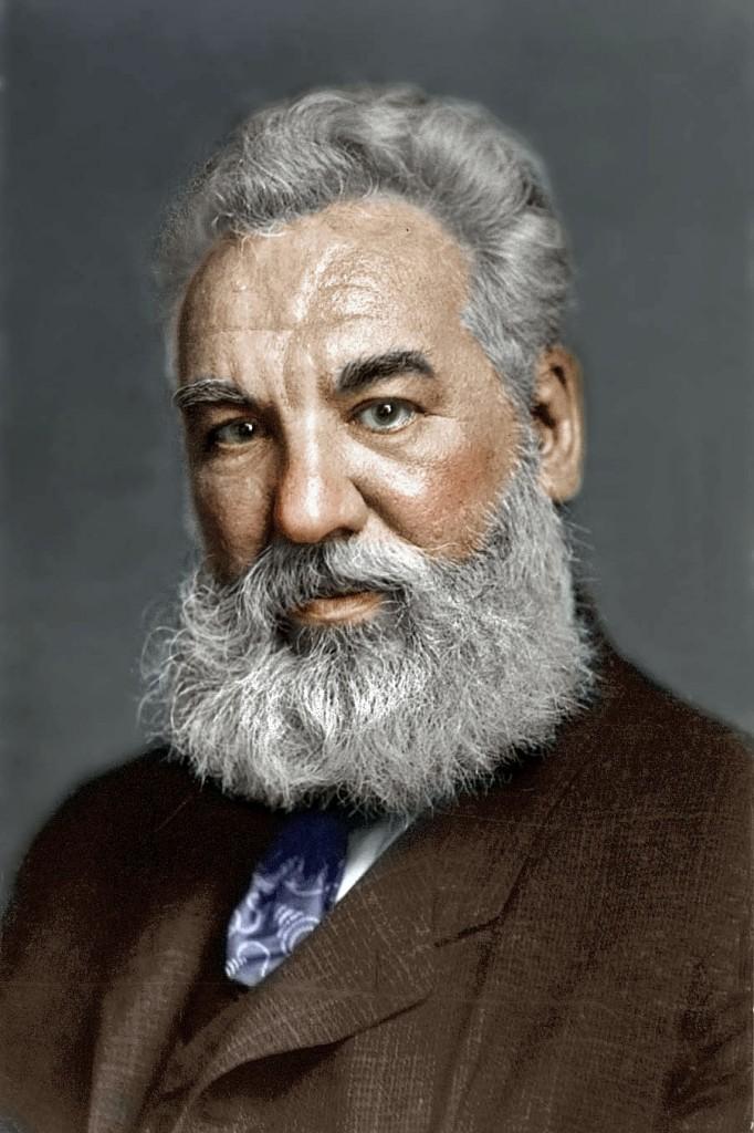 Alexander Graham Bell (1847-1922) - Publiek Domein / wiki