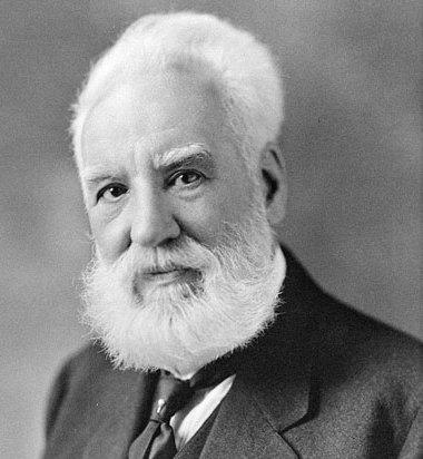 Alexander Graham Bell Uitvinder Van De Telefoon Historiek