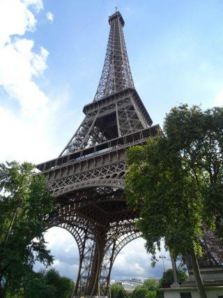 Eiffeltoren - Foto: Chris Rachel Spatz