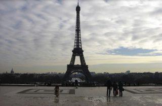 Eiffeltoren in Parijs - Foto: Chris Rachel Spatz