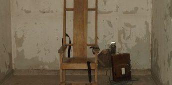 Tandarts bedacht de elektrische stoel