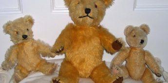 Teddybeer dankt naam aan president Roosevelt