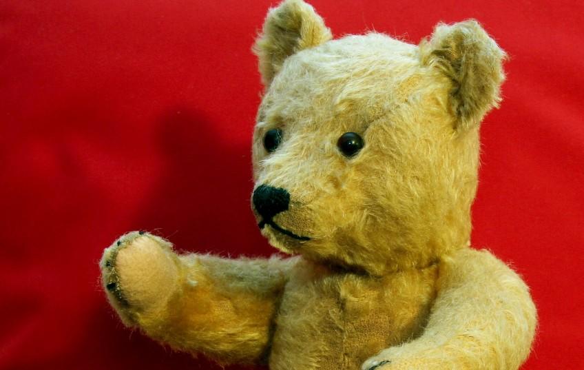 Geschiedenis van de Teddybeer