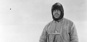 Robert Falcon Scott en zijn reis naar de zuidpool