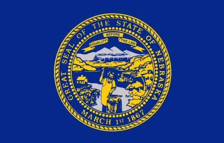 Vlag van Nebraska