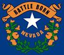 Zegel en motto van de Amerikaanse staat Nevada