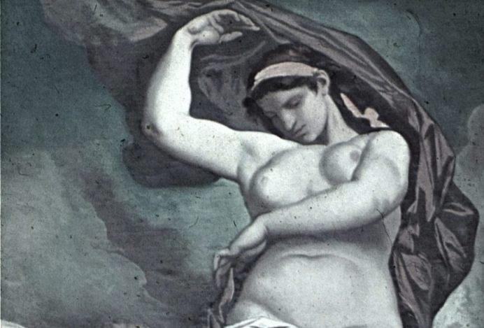 Gaea volgens Anselm Feuerbach (1875)