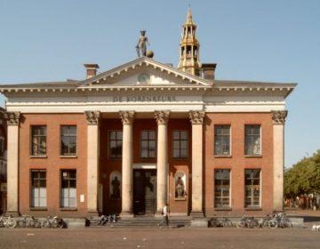 Groningen, de Korenbeurs (cc - Michielverbeek)