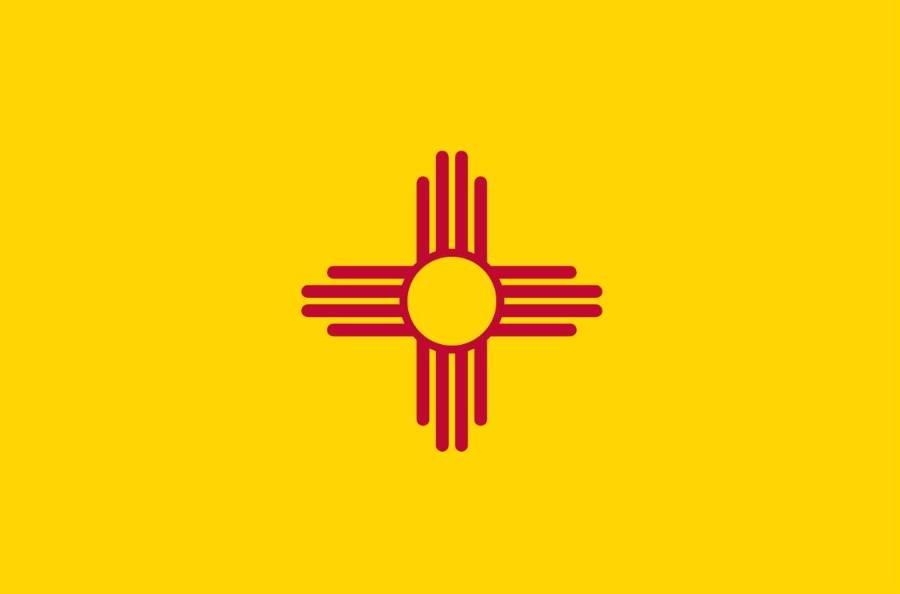 Vlag van New Mexico