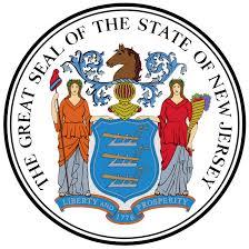 Zegel van New Jersey