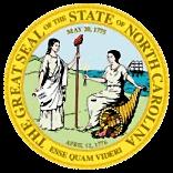 Zegel van North Carolina