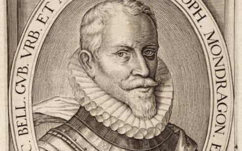 Cristóbal de Mondragón – Spaanse veldheer