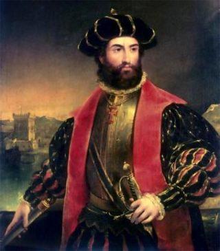 Vasco da Gama (1469-1524)