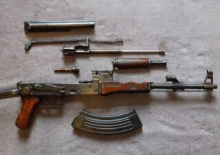 AK-47 - Onderdelen