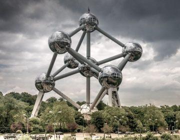 Atomium (cc - Pixabay - superdirk)