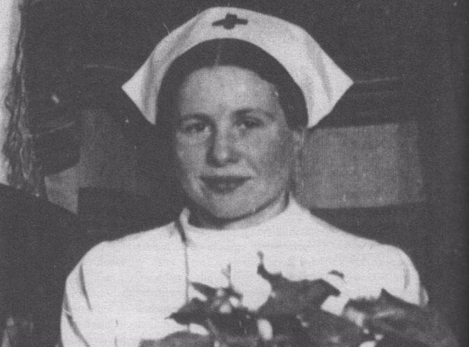 Irena Sendler in 1944