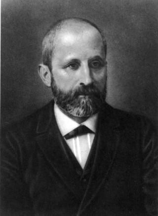 Johann Friedrich Miescher (1844-1895)