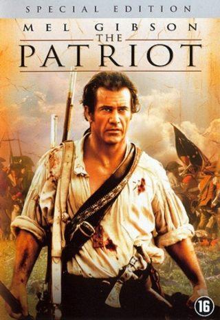 The Patriot (2000) met Mel Gibson