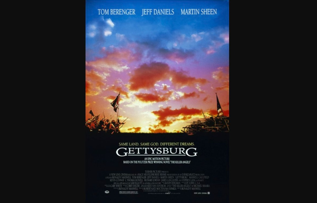 Gettysburg (1993) - Film