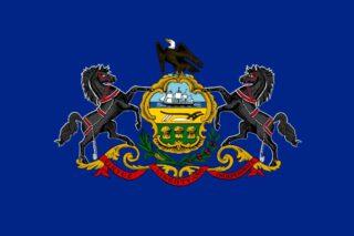 Vlag van Pennsylvania