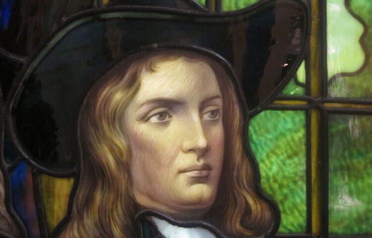 William Penn - Schilderij van Frederick S. Lamb