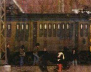 De treinkaping bij Wijster