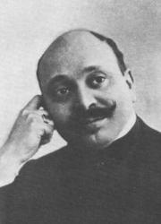 Eduard Jacobs, de eerste cabaretier van Nederland