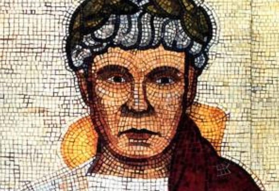 I, Claudius - Detail van de promotieposter
