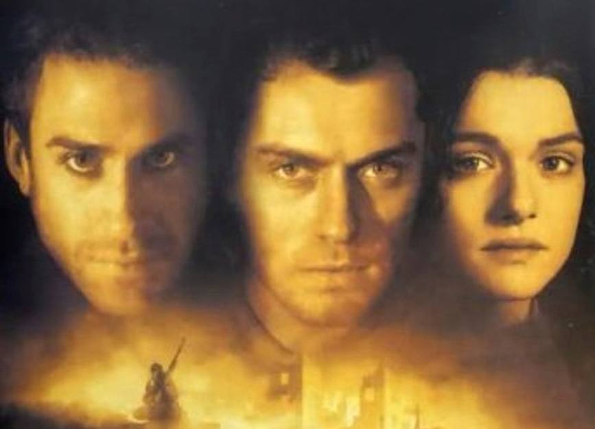 Enemy at the Gates (2001) - Detail van de filmcover