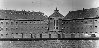 Het Oranjehotel in Scheveningen