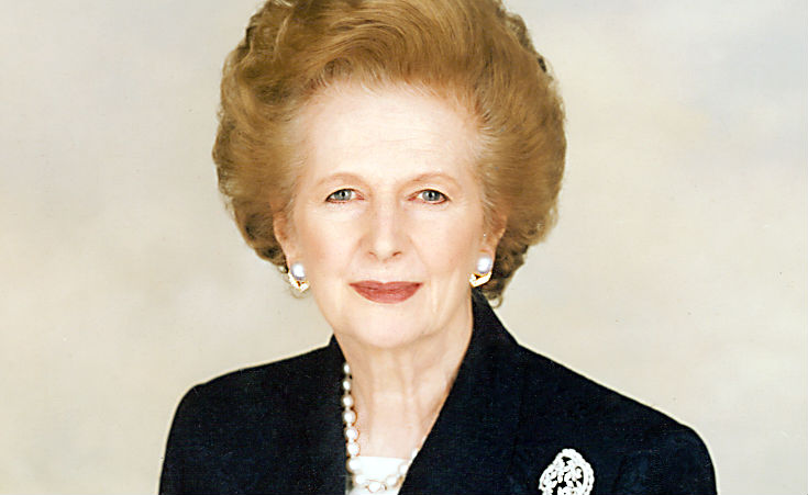 Margaret Thatcher (1925-2013) - De Iron Lady