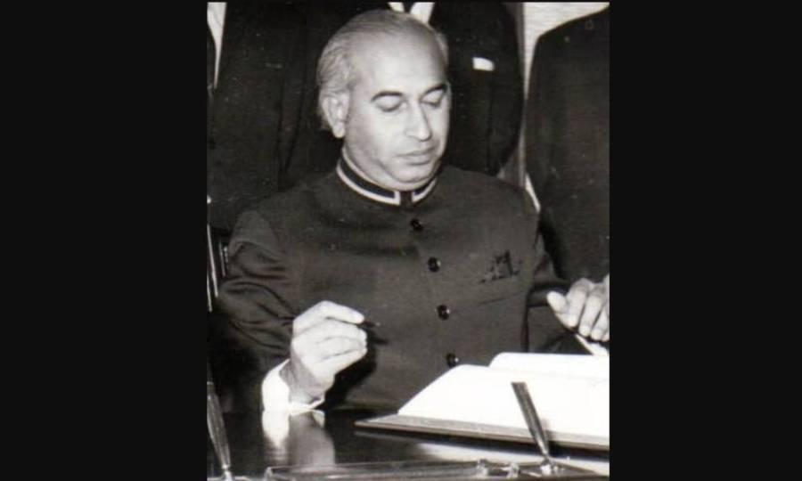 Zulfikar Ali Bhutto (1928-1979) - Pakistaans politicus