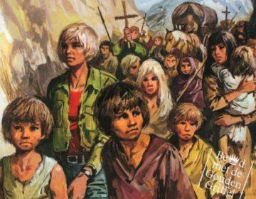 Kruistocht in Spijkerbroek - Detail van de boekcover