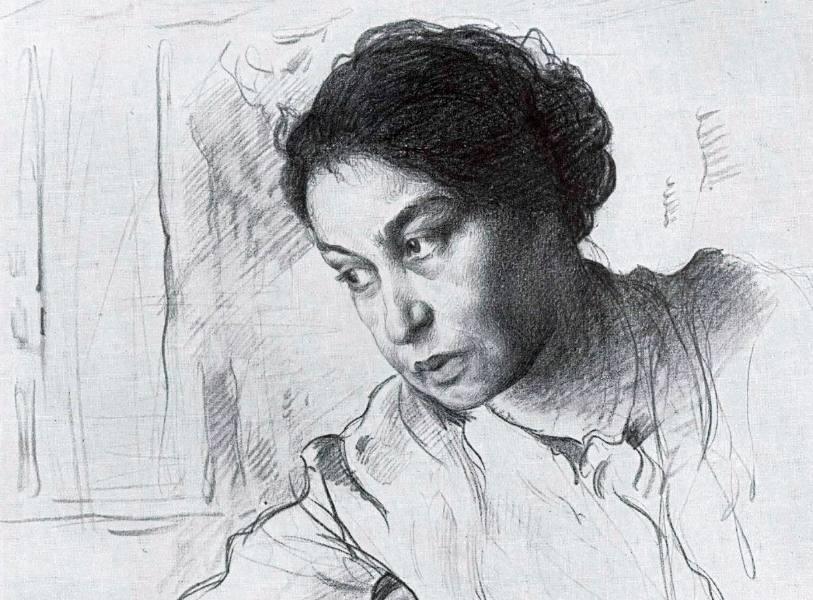 Angelica Balabanoff (Publiek Domein - wiki)