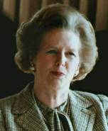 Margaret Thatcher (1925-....)