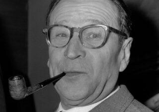 Georges Simenon, 1965