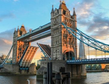 Tower Bridge in Londen (CC0 - Pixabay - RichardLey)