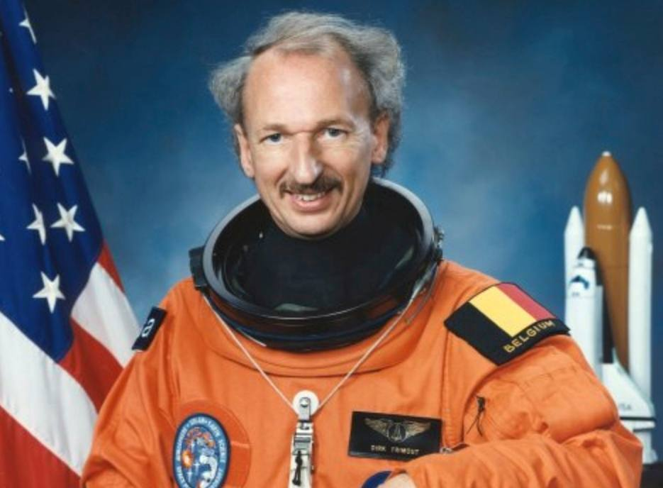 Dirk Frimout - Foto: NASA
