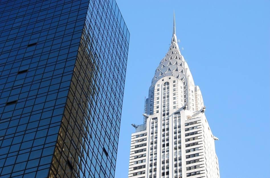 Chrysler Building in New