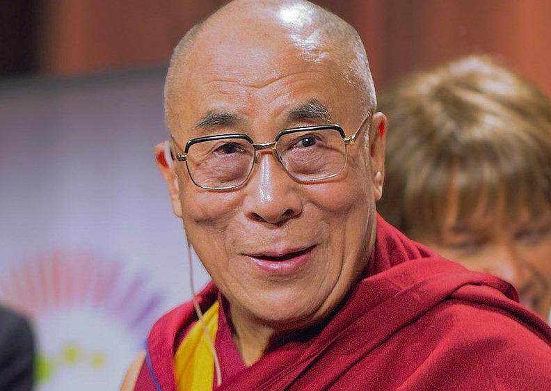 Tenzin Gyatso in 1989