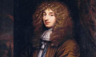 Christiaan Huygens door Caspar Netscher 1671, olieverf, Museum Boerhaave, Leiden