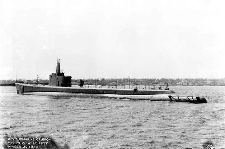 USS Grunion (SS-216) - US Navy