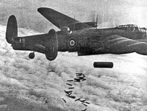 Geallieerde bommenwerper
