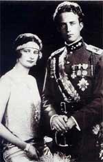 Leopold III en Lilian Baels