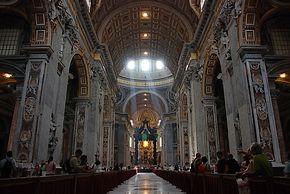 Sint-Pieter in Vaticaanstad