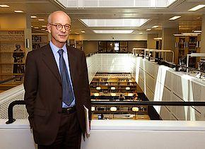 Wim van Drimmelen (Foto: KB)