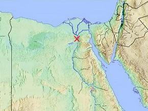 4300 jaar oude piramide ontdekt in Egypte