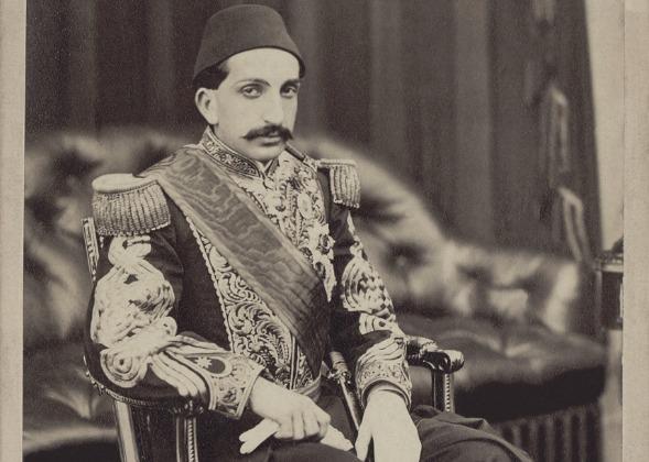Abdülhamit II (1842-1918) - Ottomaanse sultan
