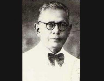Abdul Muis omstreeks 1930