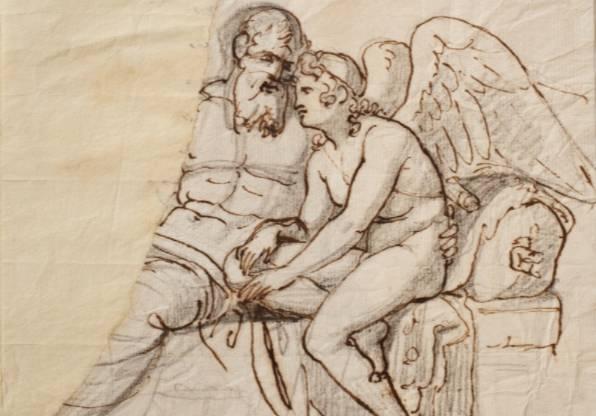 Cupido en Anacreon